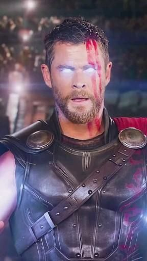 Thor.. God Of Thunder..❤️❤️