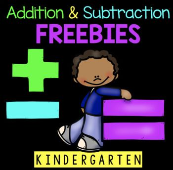 These activities are perfect for teaching your kindergarten students