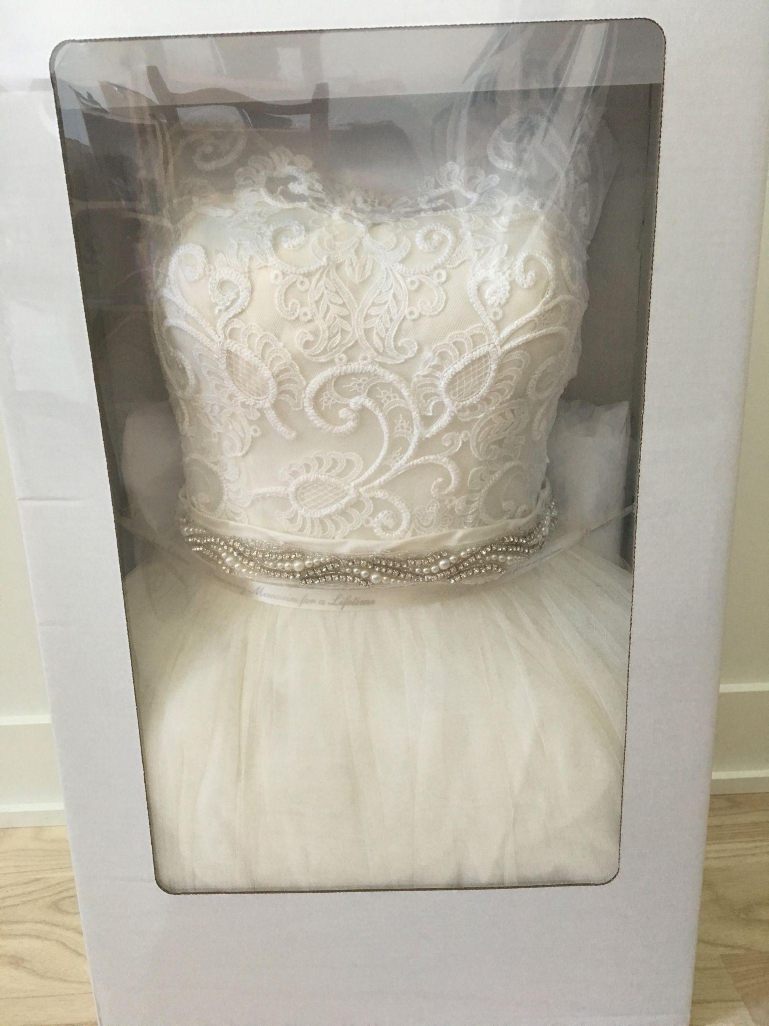 wedding dress storage box - wedding dresses for the mature bride ...