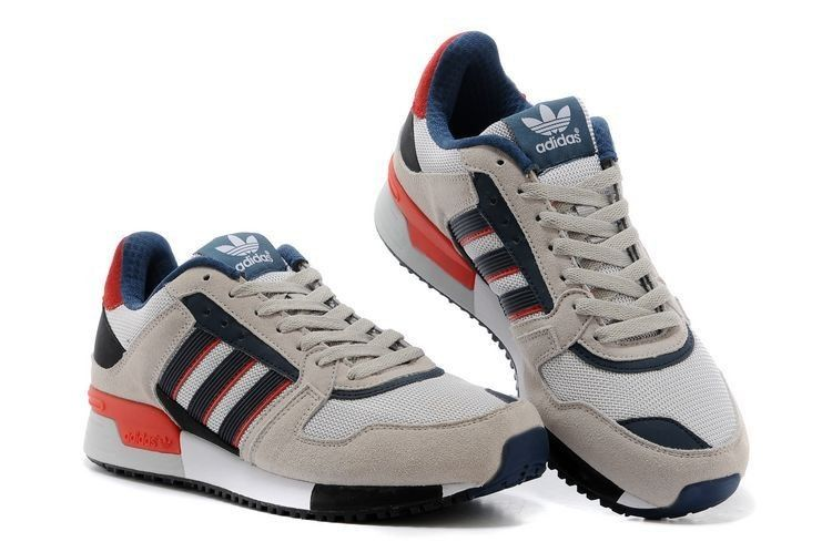 best loved b6400 dc42c adidas Originals ZX 630  Grey Navy Red