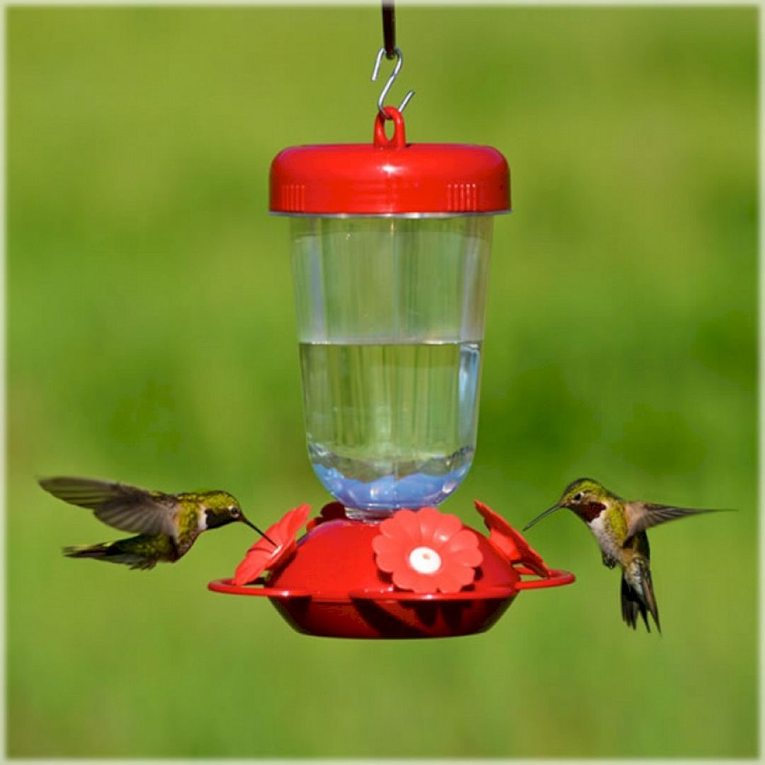 Epic Make Your Own Hummingbird Feeder With 25+ Our Best