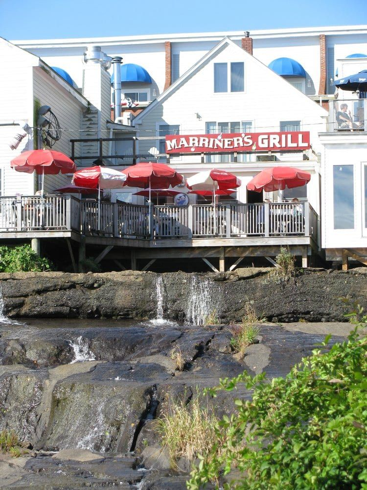 10 Maine Restaurants With The Most Amazing Outdoor Patios You Ll Love To Lounge On