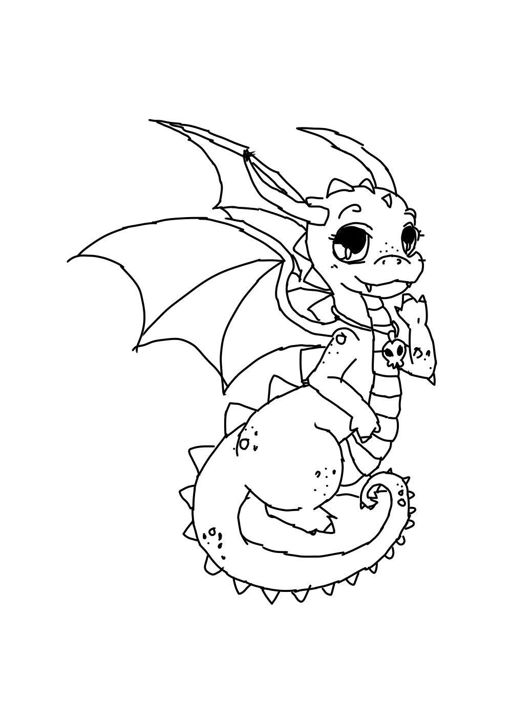 #аниме#арты#дракон | Аниме, Дракон