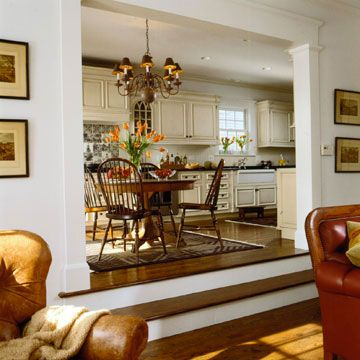 Home Design Ideas Transitional Elements And Room Dividers