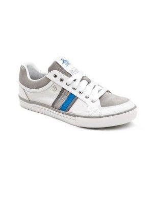 Tênis Original Penguin Men s THAW MESH White Grey PTHM2555OP  tenis   OriginalPenguin Awesome Shoes 2d5a73e86ba
