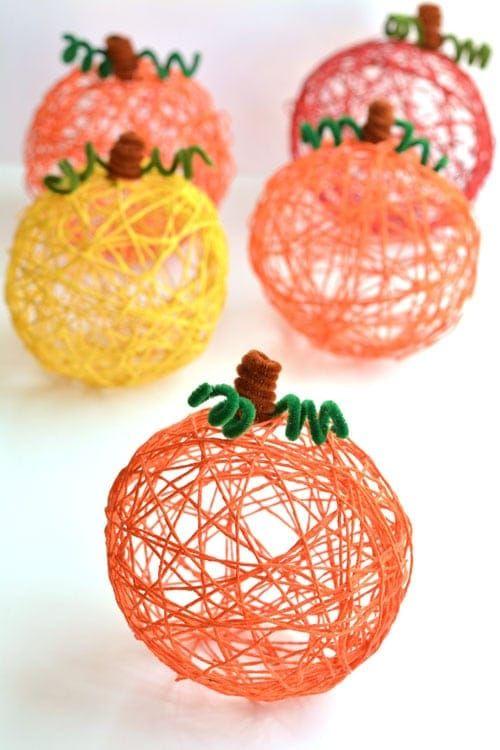 DIY Halloween Decor + Craft Ideas