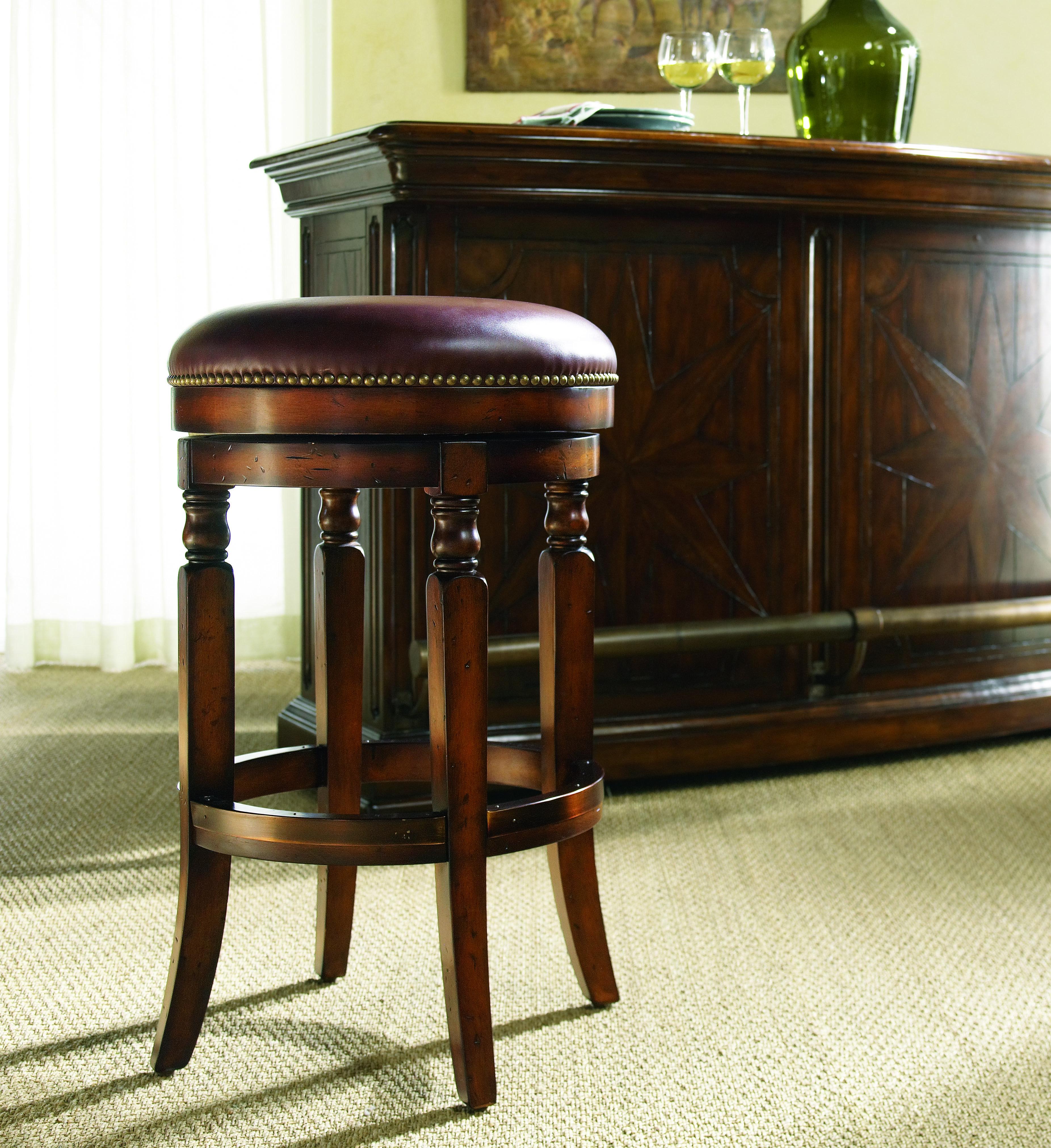 Winston Backless Barstool By Artistica Home Furnishings Bar