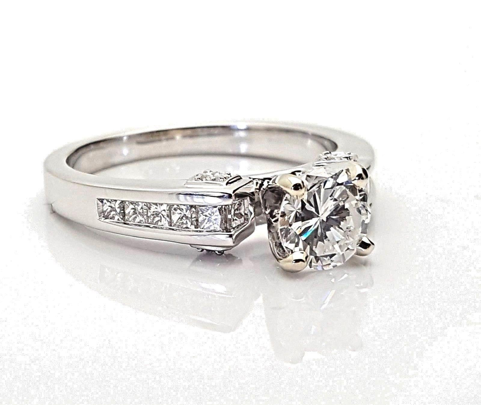 80 Carat Round Diamond Engagement Ring Round diamond