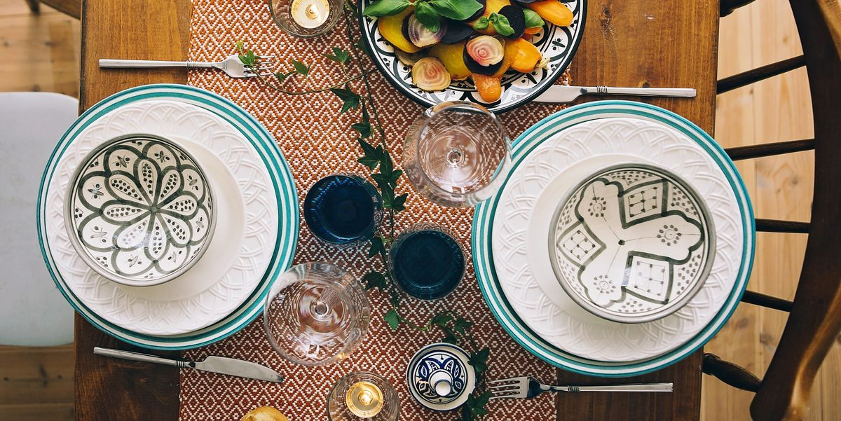 Everything You Need for the Most Stylish Thanksgiving Table Ever #thanksgivingtablesettings