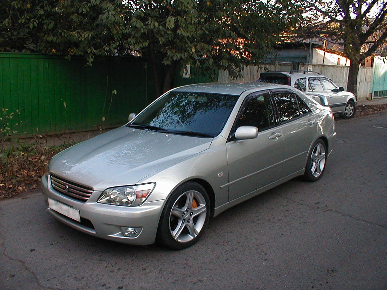 toyota altezza (is300)   cars   pinterest   toyota, lexus is300