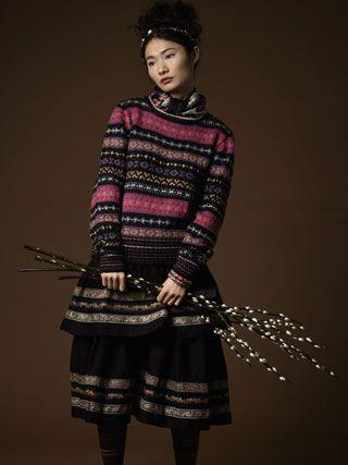 Rowan Yarns Knitting and Crochet Magazine 48 English Yarns Online ...