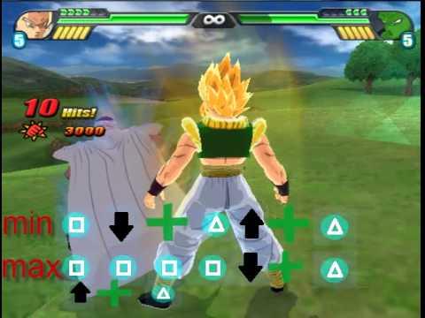 Videojuego De Dragon Ball Z Playstation 3 Para Pc Dbz Video Game Ps3 Xbox 360 Ps4 Nintendo 3ds Budokai Tenkaichi Vide Dragon Ball Dragon Ball Z Video De Dragon