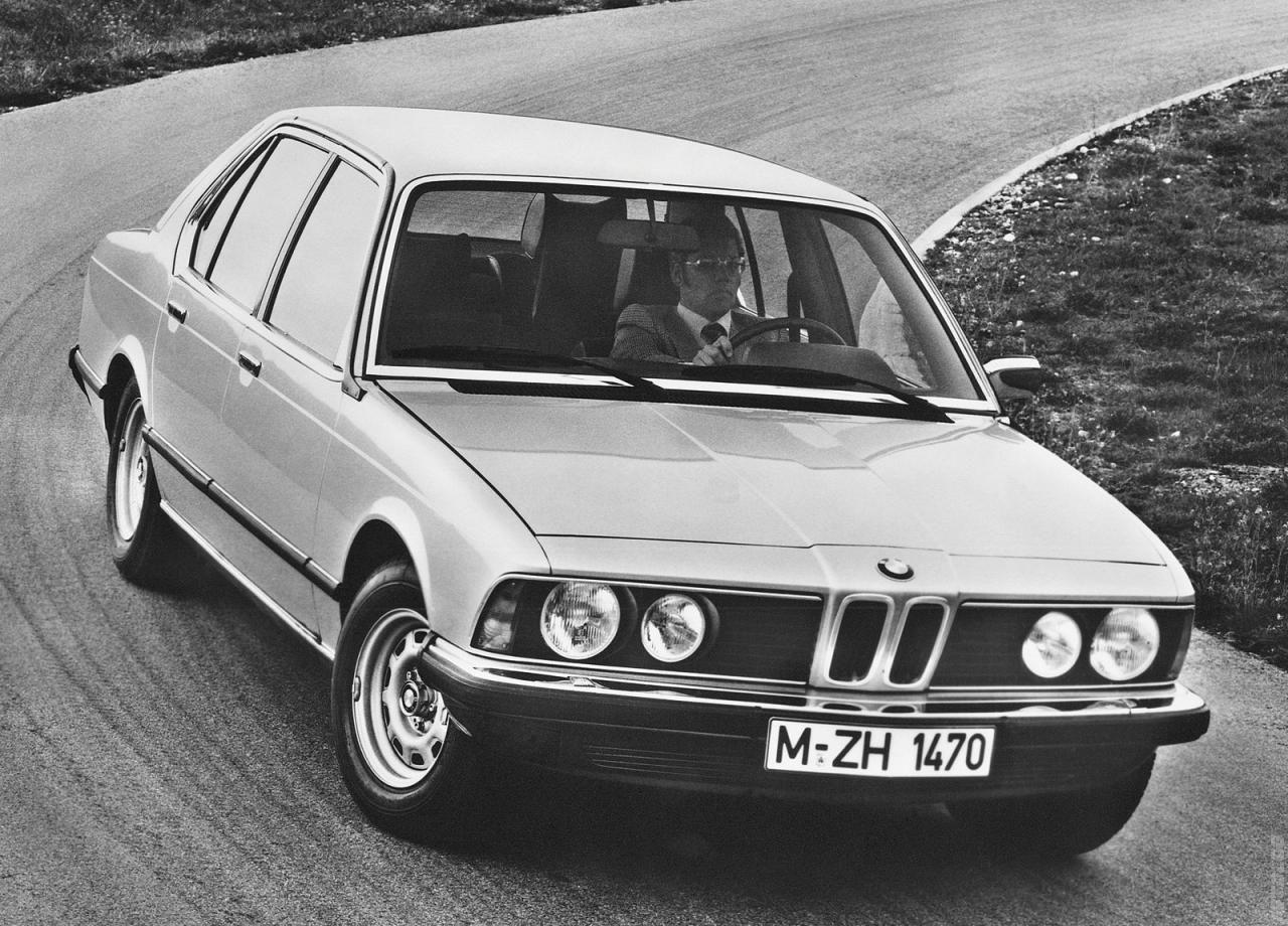 1977 BMW 7 Series
