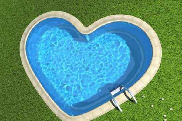 quelle forme de piscine choisir formes de piscine construire une piscine et piscine