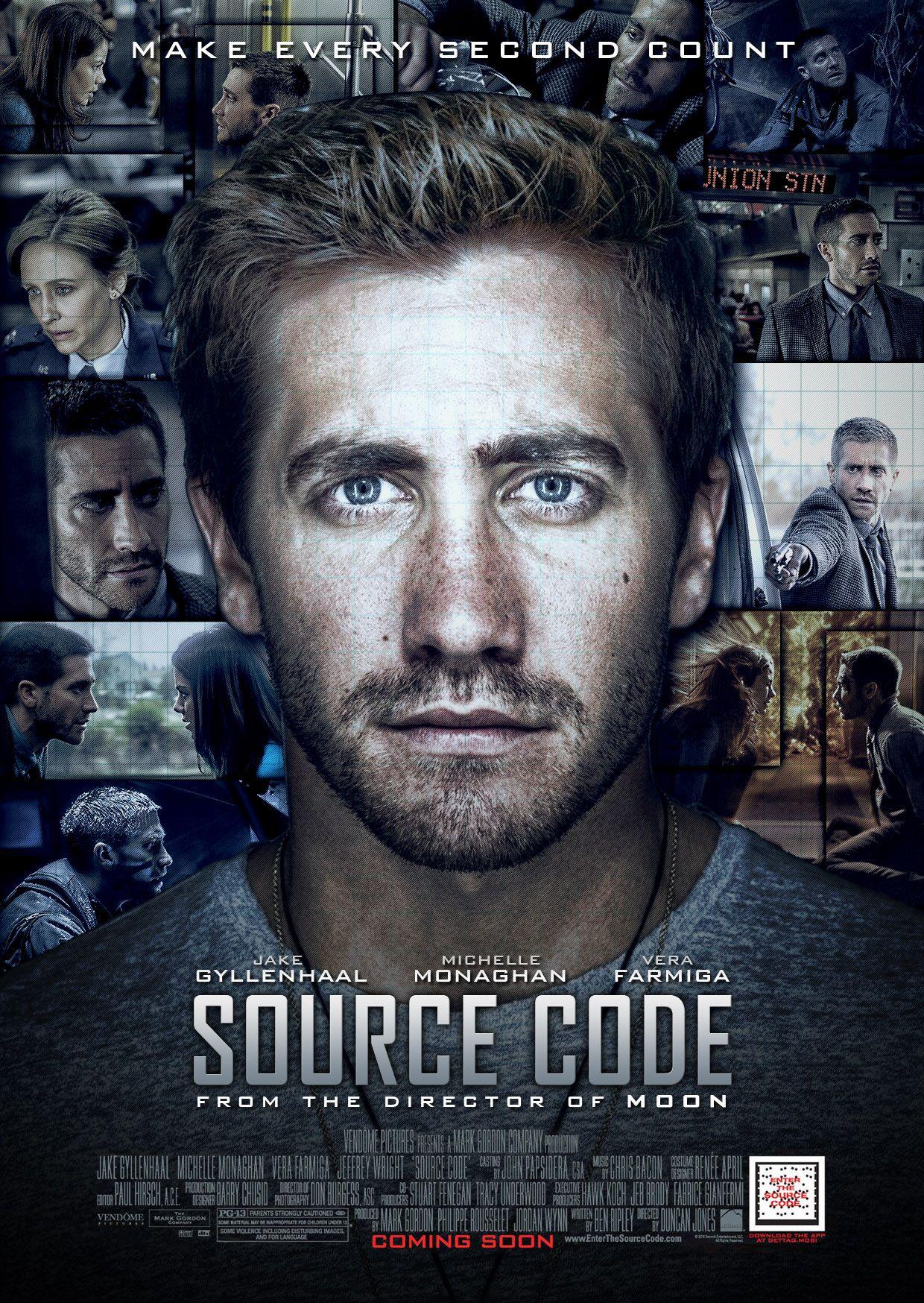 Great Movie Code Movie Jake Gyllenhaal Movies 2011 Movies