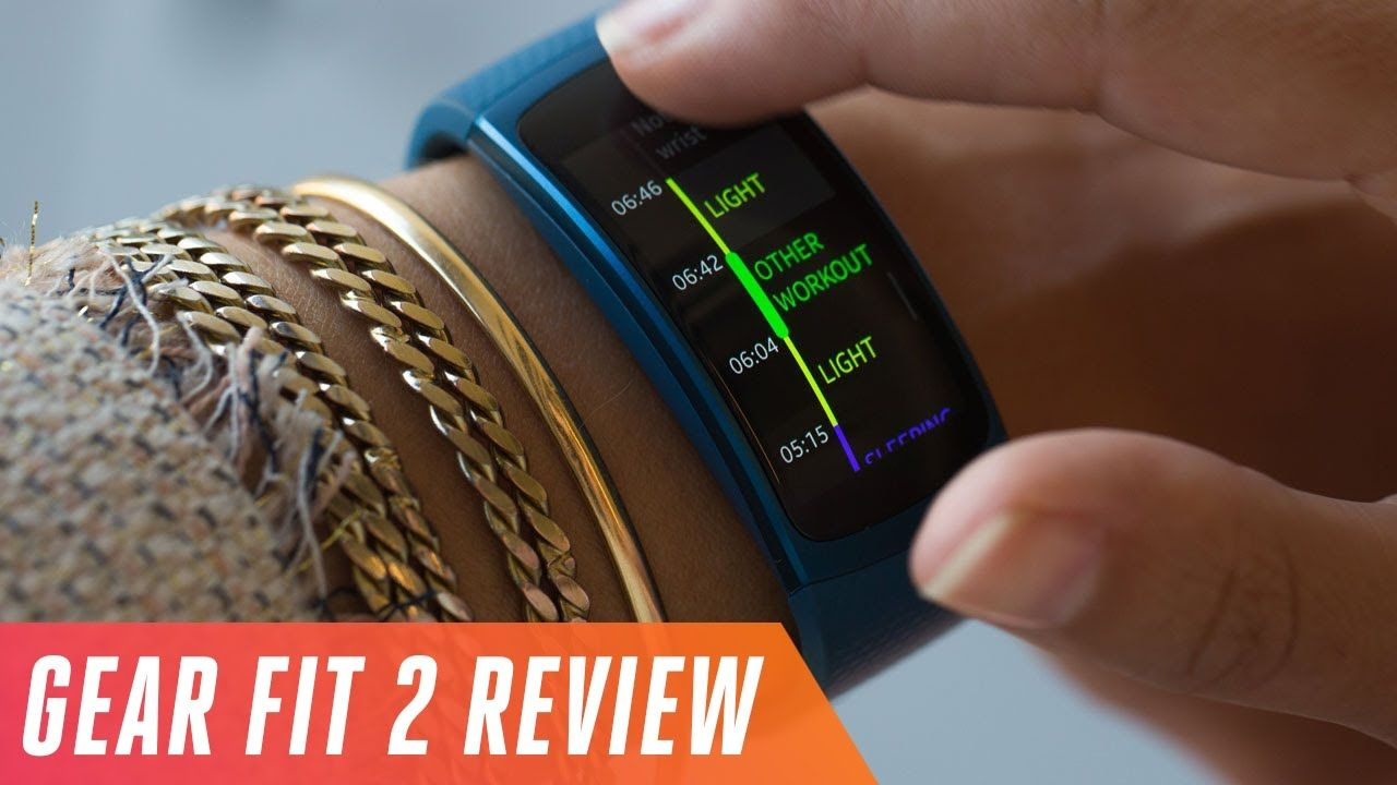 Samsung gear fit 2 gear iconx hands on putting fitness at the top - Samsung Gear Fit 2 Activity Tracker Review