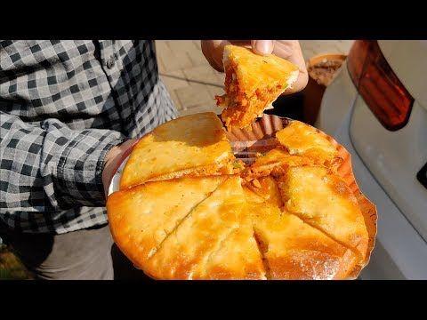 Famous Ulta Pizza of Mumbai   Reverse Pizza   Indian Street Food