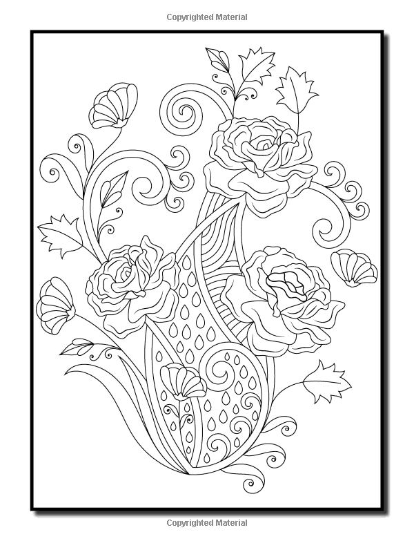 Amazon Com Coloring Books For Adults Relaxation 100 Magical Swirls Coloring Book With Fun Easy And Rel Relaxing Coloring Book Coloring Books Coloring Pages
