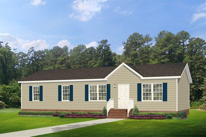 The True Performance Tps25523a Oakwood Homes Clayton Homes Modular Homes