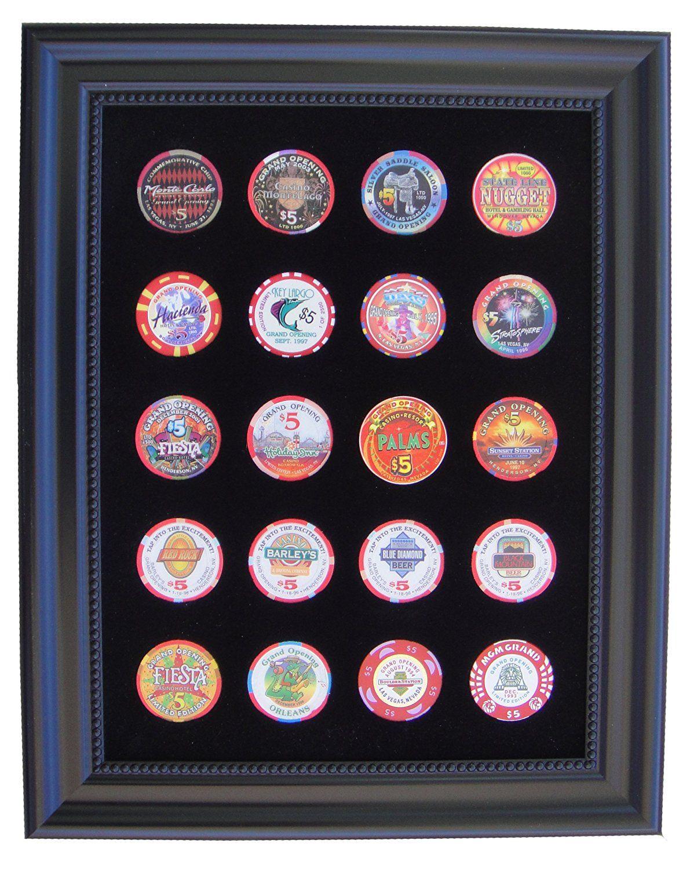 Casino Chip Display