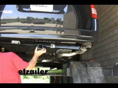 Trailer Hitch Installation 2008 Chrysler Town And Country Etrailer Com Trailer Hitch Installation Chrysler Town And Country Town And Country
