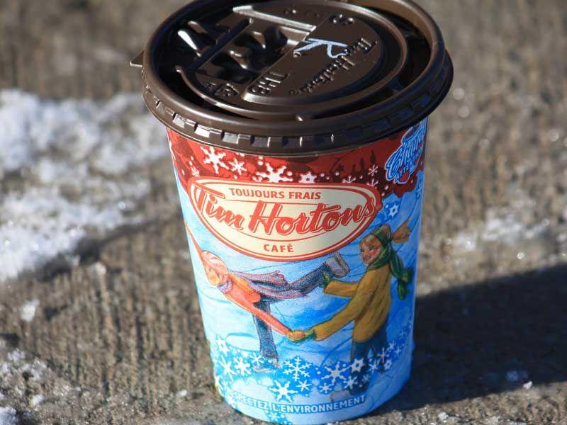 Tim Horton's/ My World Tim hortons, Café mocha, Tim