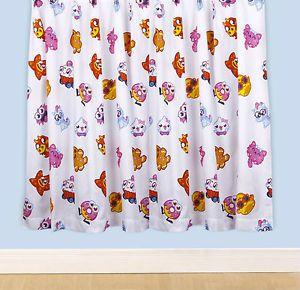 a character world moshi monsters moshlings cortinas 72 pulgadas 54 pulgadas