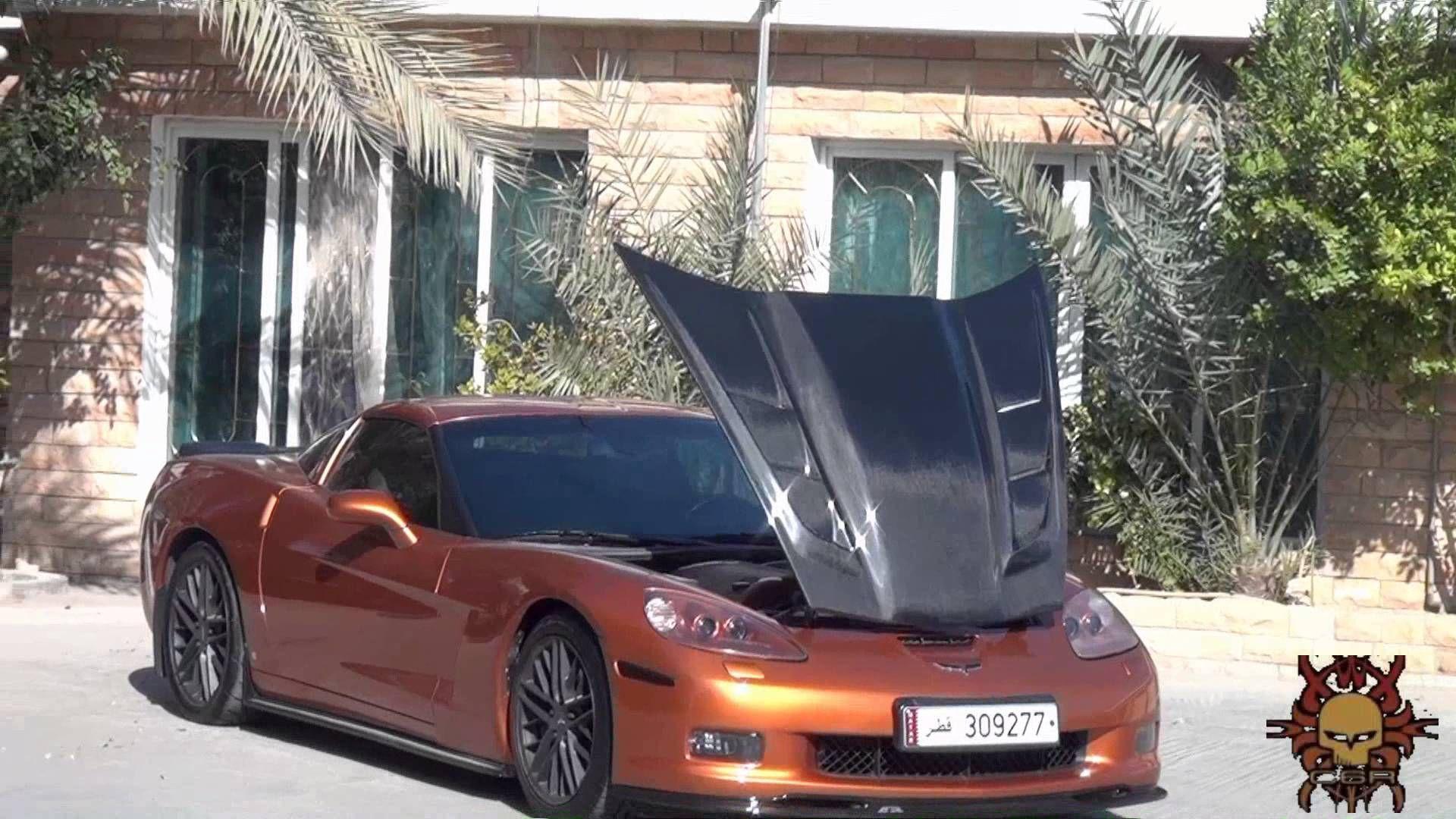 C6 Corvette - Atomic Orange Cammed (C6 R)   Corvettes That Rock