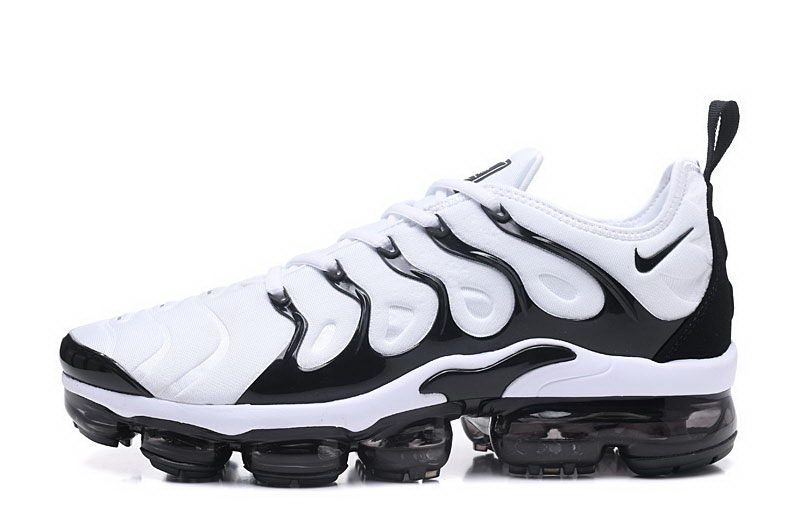 a9cc4973ce Cheap Nike Air VaporMax Plus Black White | Nike air max shoes | Pinterest |  Discount jordans, Cheap jordan shoes and Shoe sale