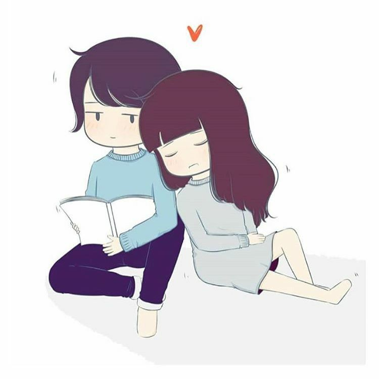 Pin By Ash D Lewix On Couplə X Cute Relationship Goals Couple Cartoon Cute Relationships