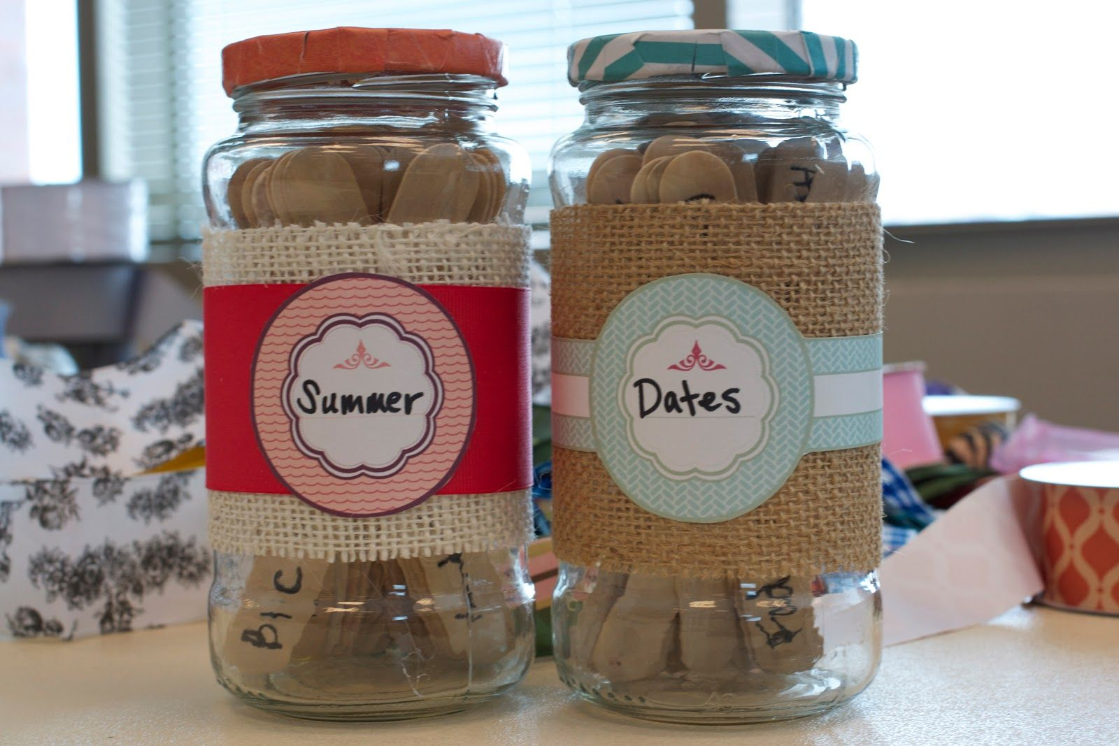 Time To Diy Mops Craft Summer Fun And Date Night Ideas Jars