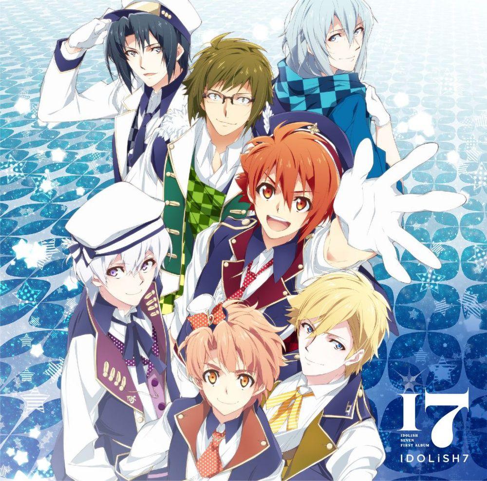 「i7」来临~IDOLiSH7一周年纪念首专合集 Anime, Anime characters, Anime guys