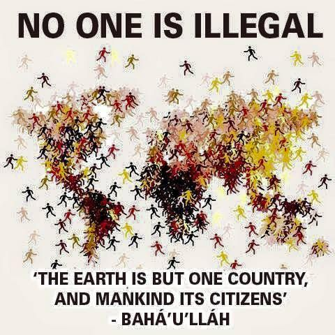 """""""The Earth is but one country, and mankind its citizens."""""""
