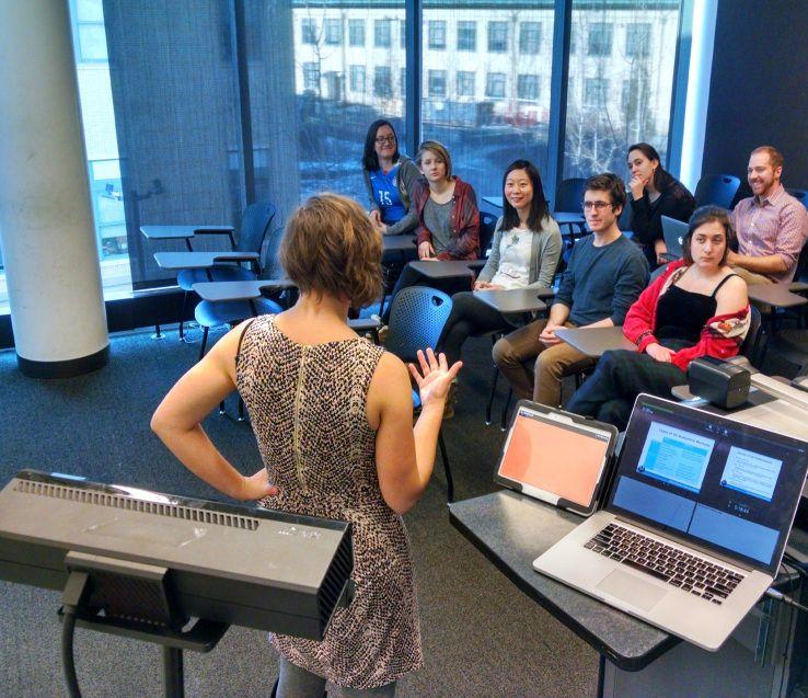 At Carnegie Mellon Using Tech To Make Teachers More Engaging Carnegie Mellon Teacher Educational Technology
