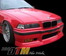 BMW E36 M3 DTMFiberWerkz Lip Spoiler Body Kit CF \$215.00 http://buff.ly/1PgQv84 http://ift.tt/1VXeiOX