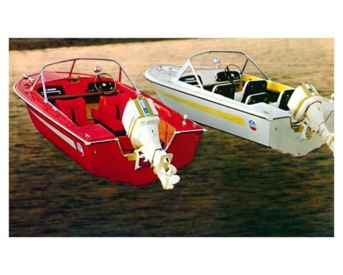 1970 Chrysler Charger 151 Charger 118 Power Boats Photo Poster