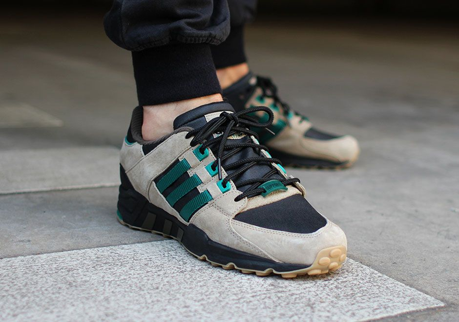 adidas EQT Support ADV Team Orange Light Teal