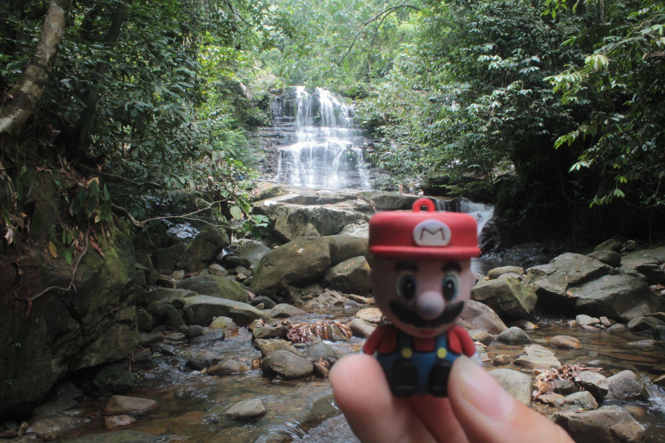 En Kuba National Park