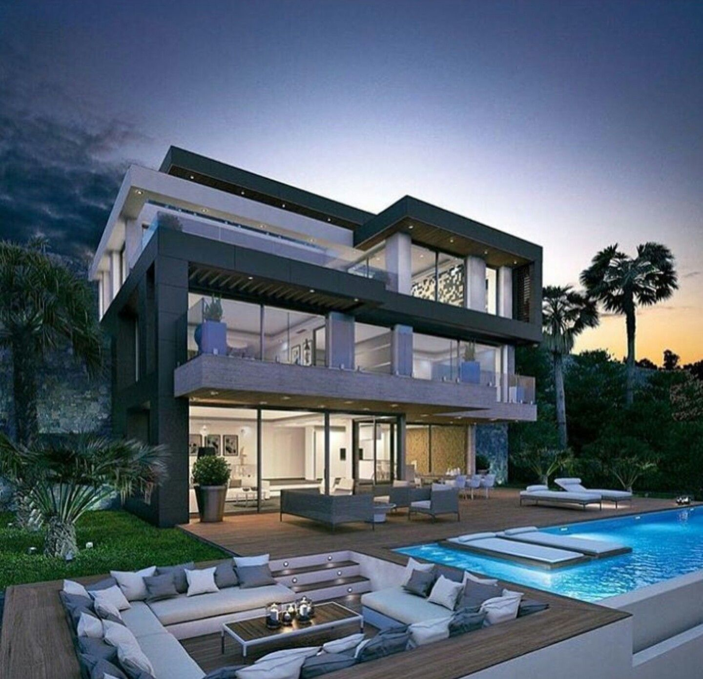 Luxury Modern Homes: Building Dream House 2018