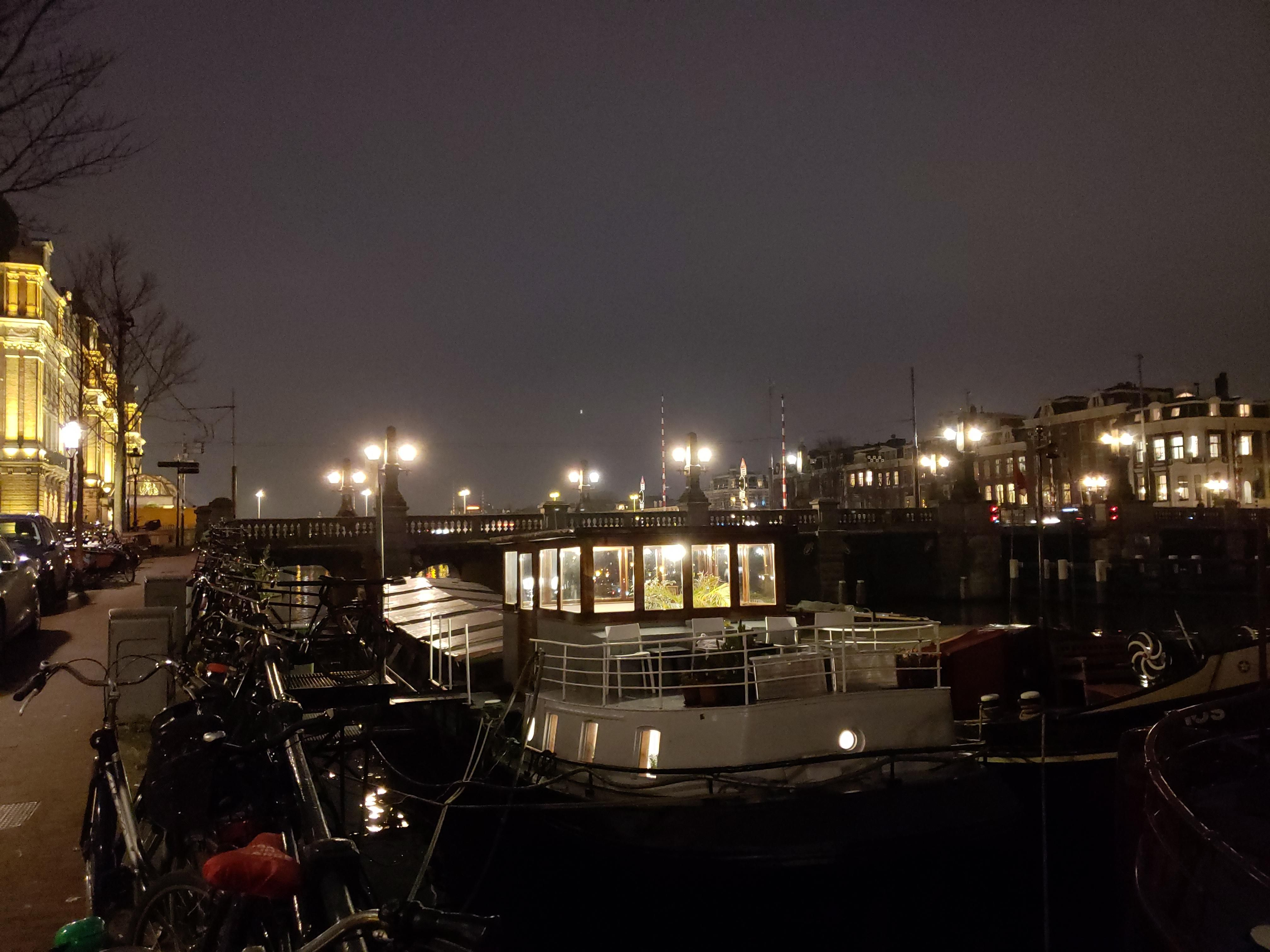 Amsterdam winter 2018 has some of the most amazing
