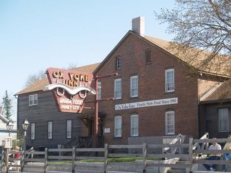 The Ox Yoke Inn Photo Restaurant Amana Iowa