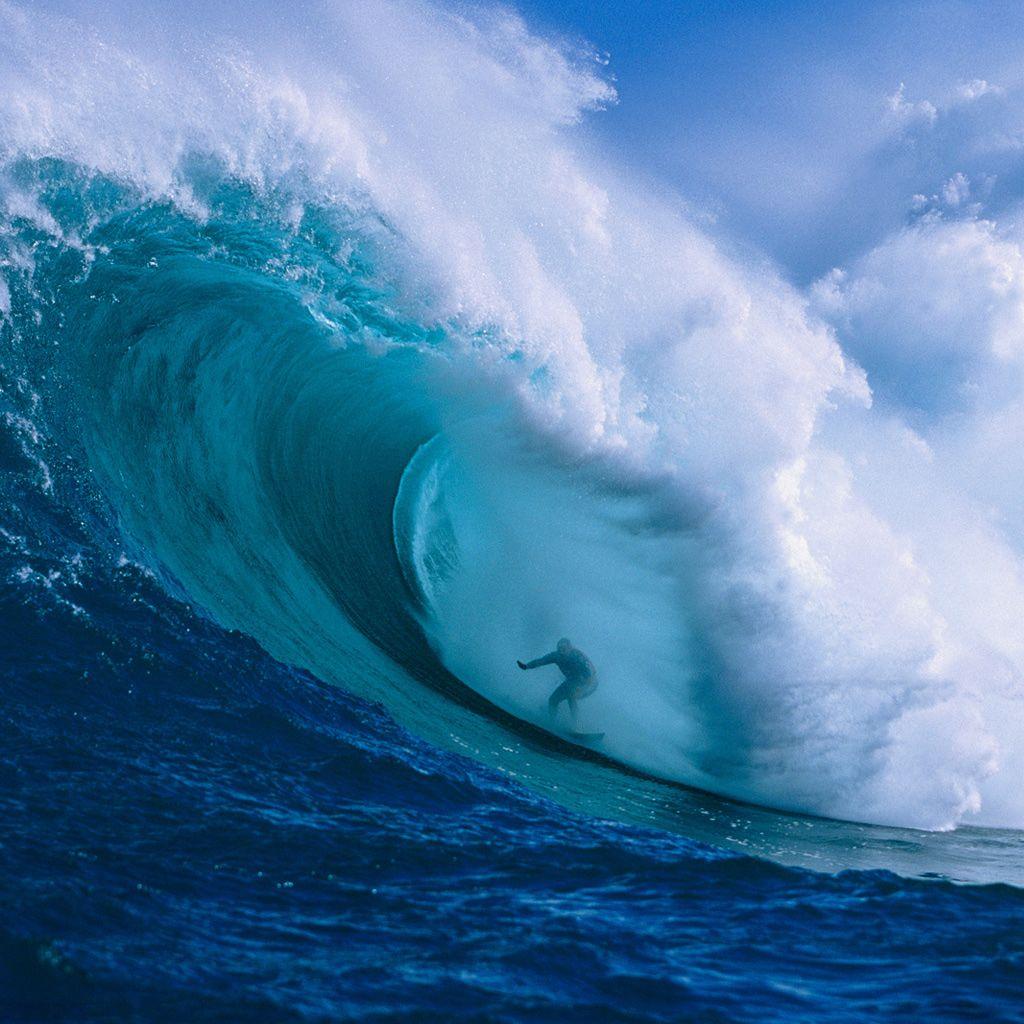 Hawaii Surfer iPad Wallpaper Download iPhone Wallpapers