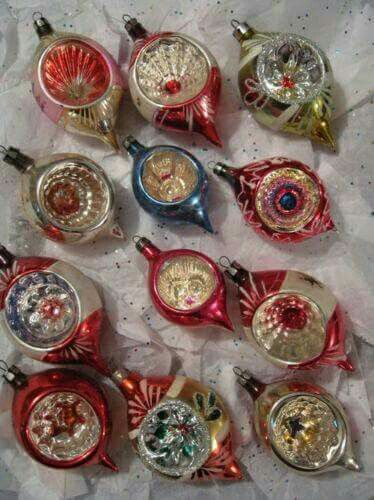 Old School Vintage Christmas Ornaments Antique Christmas Ornaments Vintage Christmas