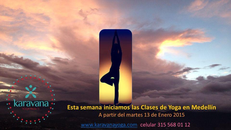 Clases de yoga en medellin