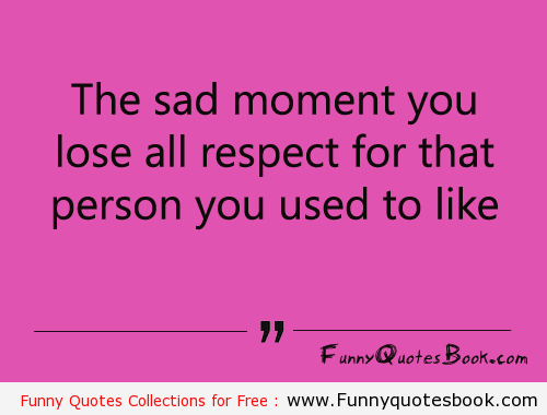 Extremely sad moment in life - Funny Quotes | Fun Facts ...