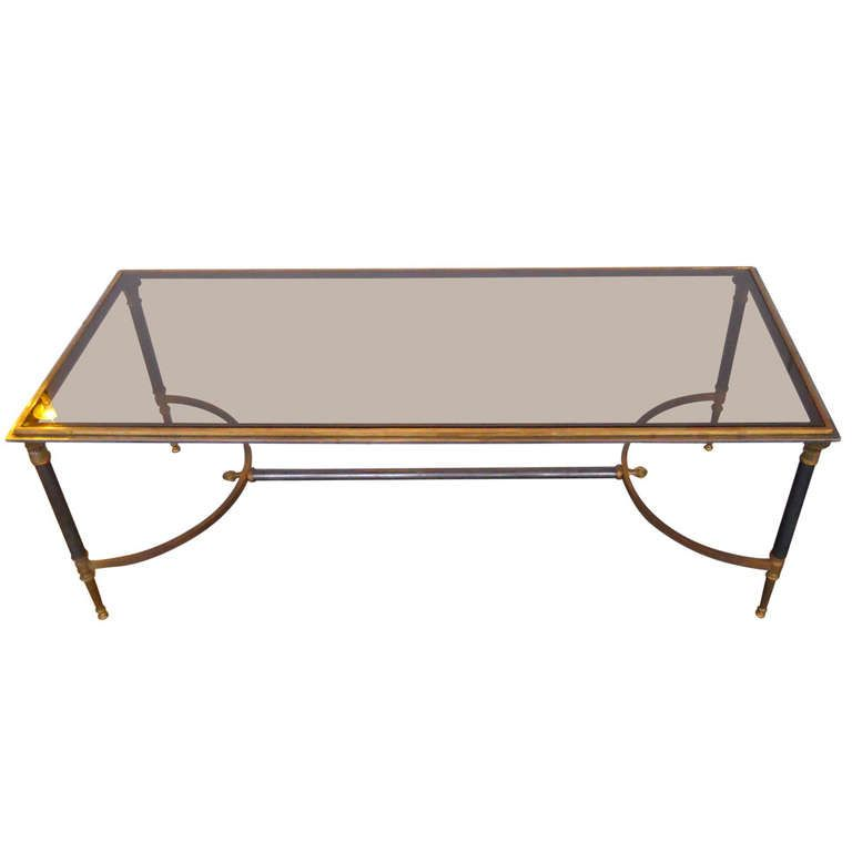 Good Classic Maison Jansen Coffee Table