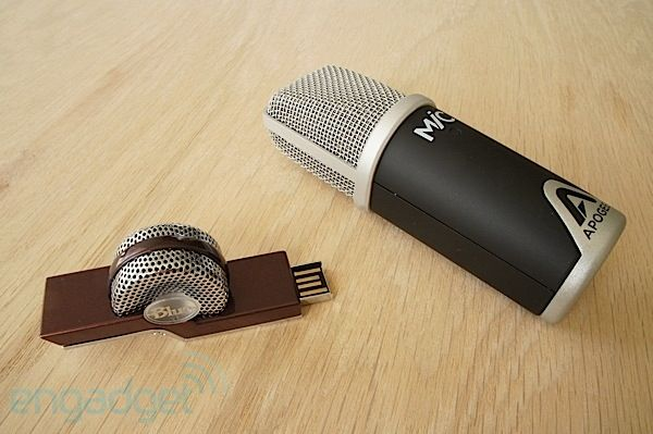 Blue Microphones Tiki USB microphone review: a thumbdrive-sized mic for mobile recording -- Engadget