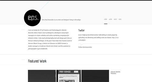 20 Pure Websites With Clean White Backgrounds Web Design Inspiration Website Design Web Portfolio