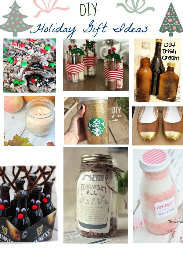 diy holiday gift guide homemade gifts anyone can do gifts
