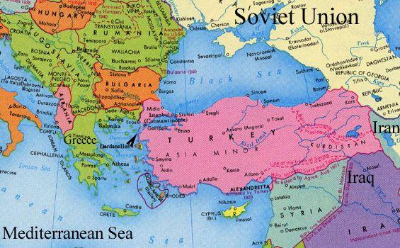 europe1ajpg 565350  Greek Near East Maps  Pinterest  Truman